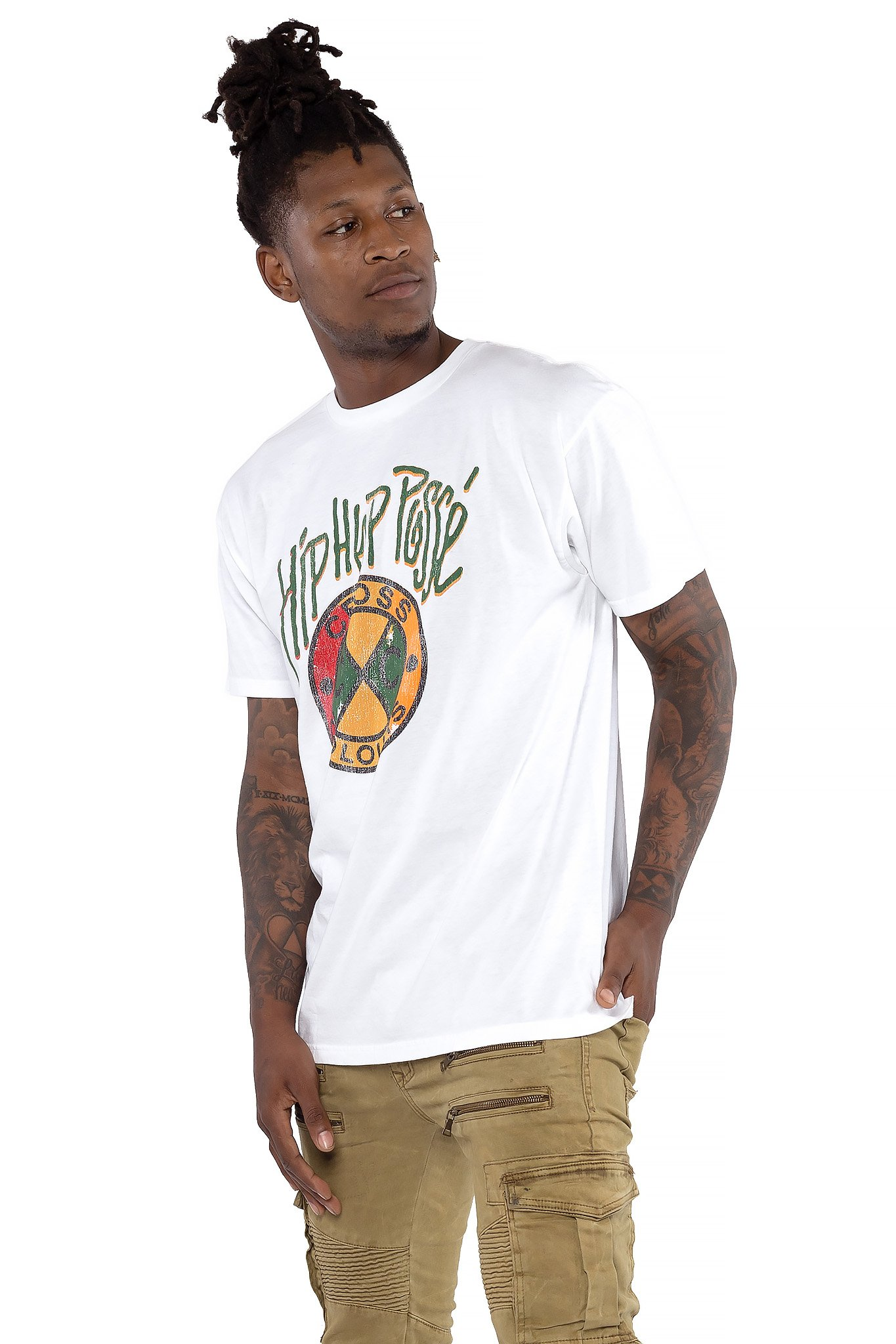 Cross_Colours_Vintage_Hip_Hop_Posse_TShirt__White