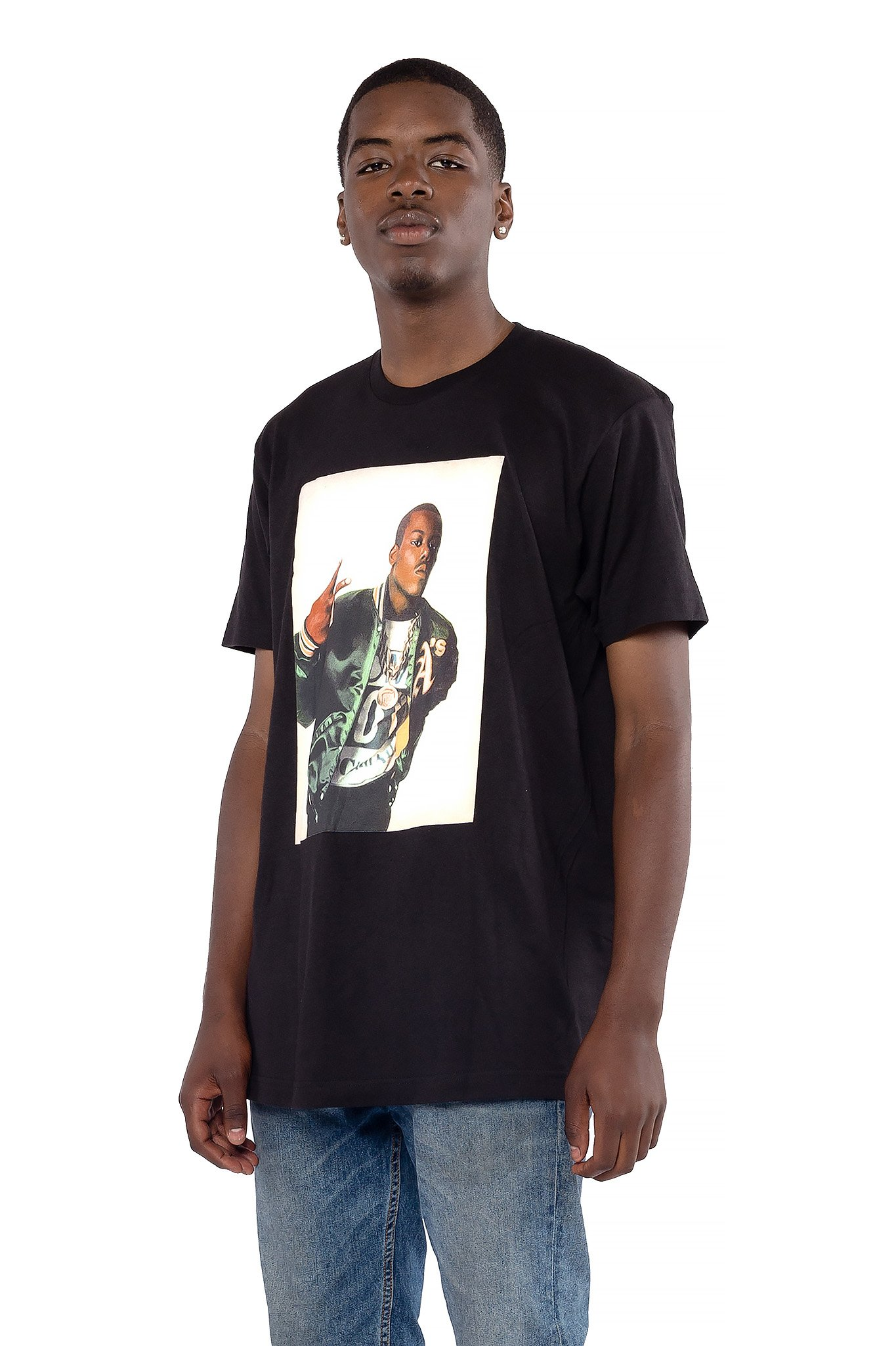 Cross_Colours_Too_hort_TShirt__Black