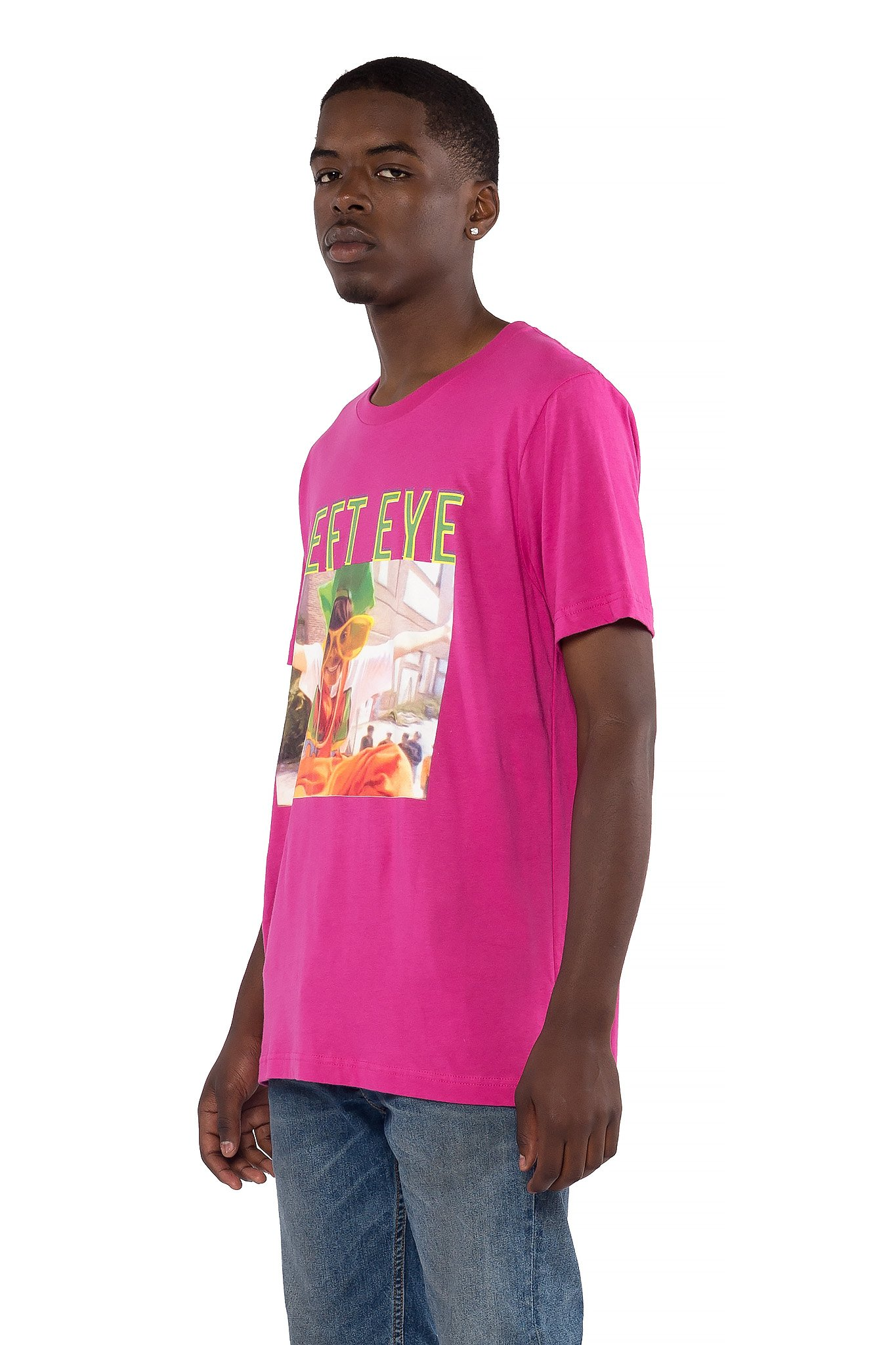 Cross_Colours_Left_Eye_Glasses_TShirt__Magenta