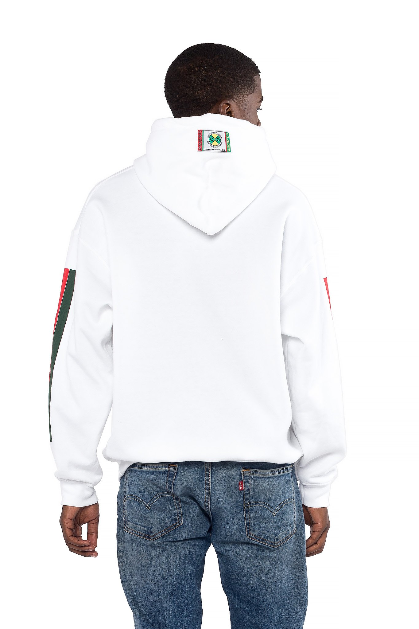 Cross_Colours_Label_Logo_Pullover_Hoodie__White