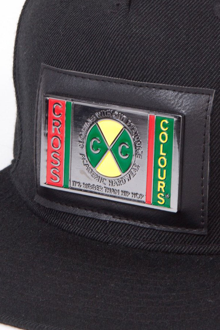 Cross_Colours_High_Crown_Snapback_With_Metal_Plate