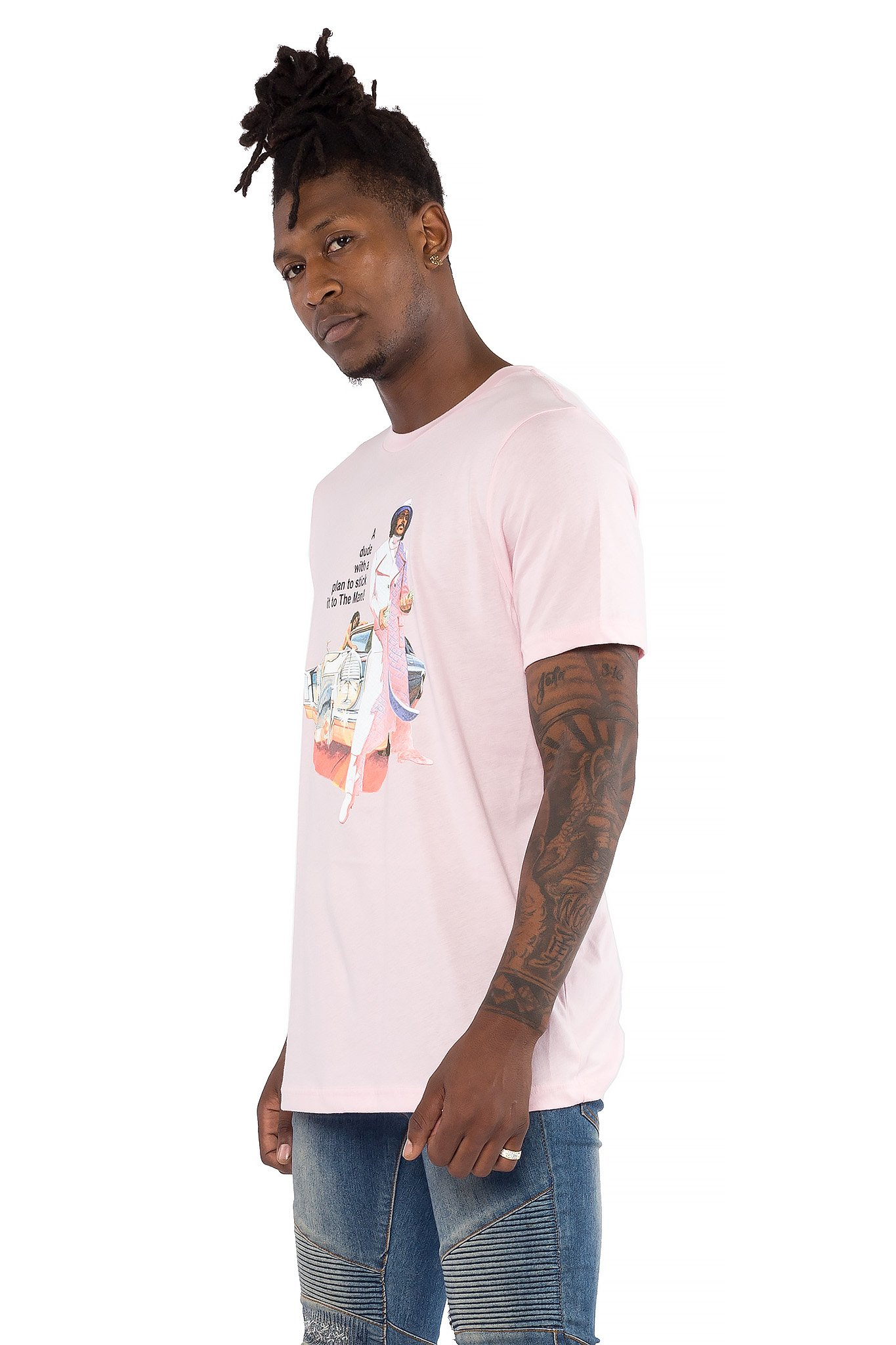 Cross_Colours_Street_Culture_Superfly_TShirt__Pink