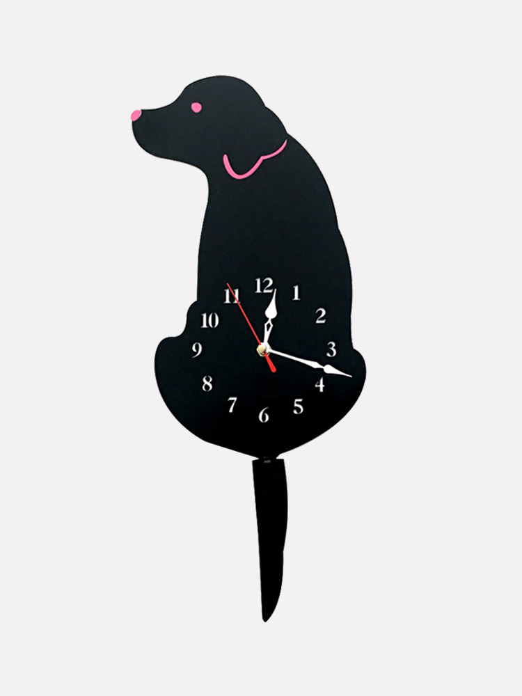 Doggy_Wall_Clock