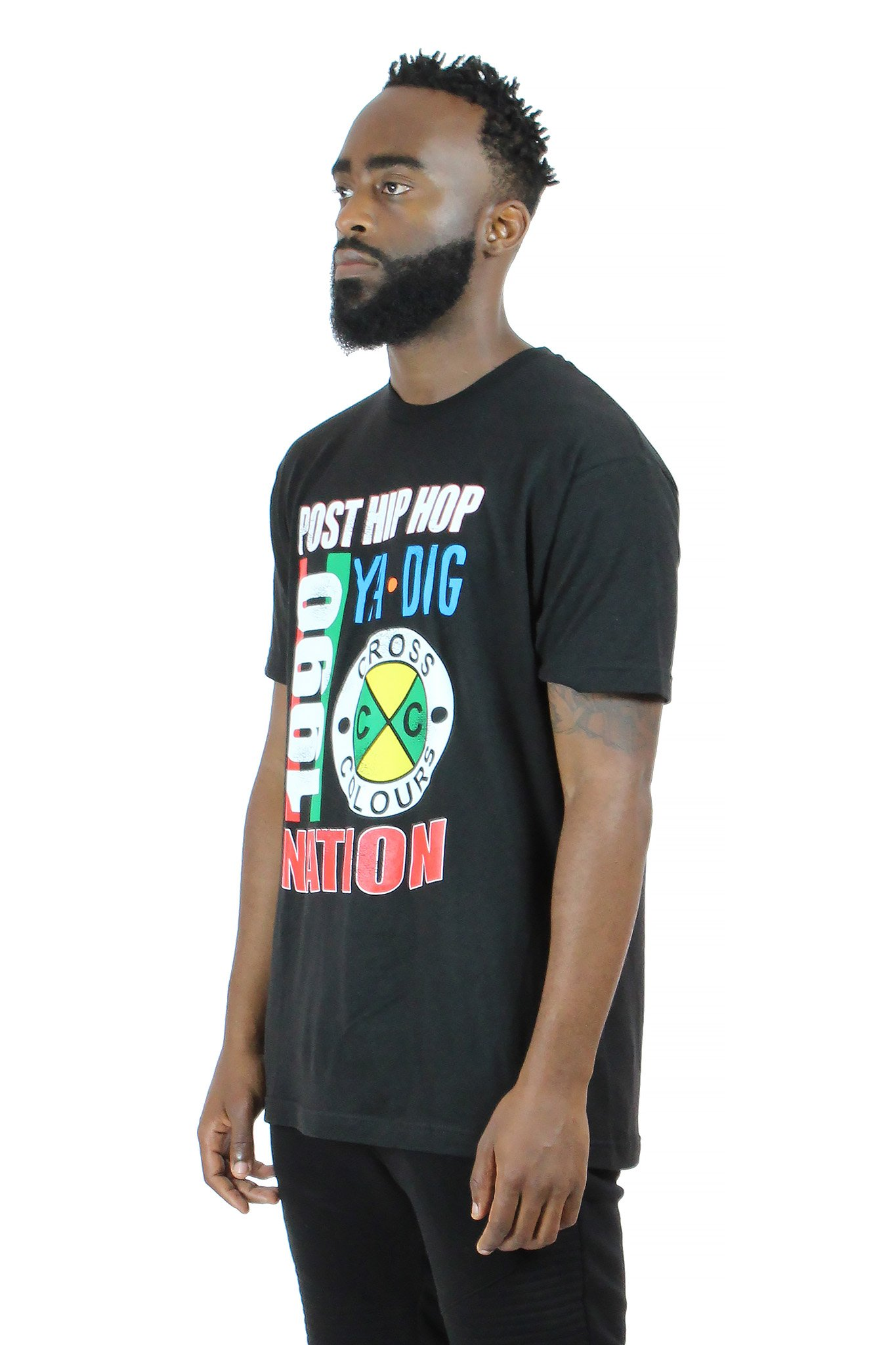 Cross_Colours_Post_Hip_Hop_Nation_TShirt__Black