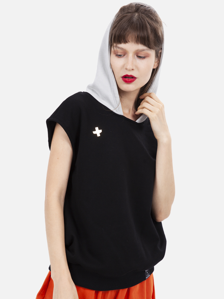 Enigmas_Smile_Sleeveless_Hoodie_by_Jess_Martucci